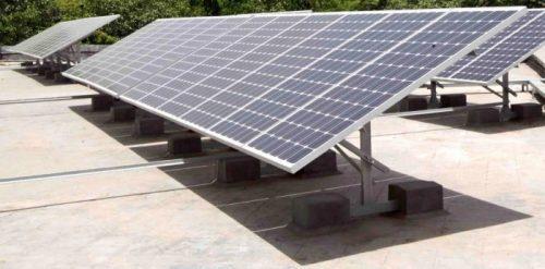 15kW Solar Ongrid Power Plant at Panagad Ernakulam galion watts solar energy company in ernakulam kerala