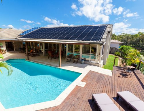 2.Solar Offgrid Power Plant – Best Choice for Backup and Power Fluctuating Areas