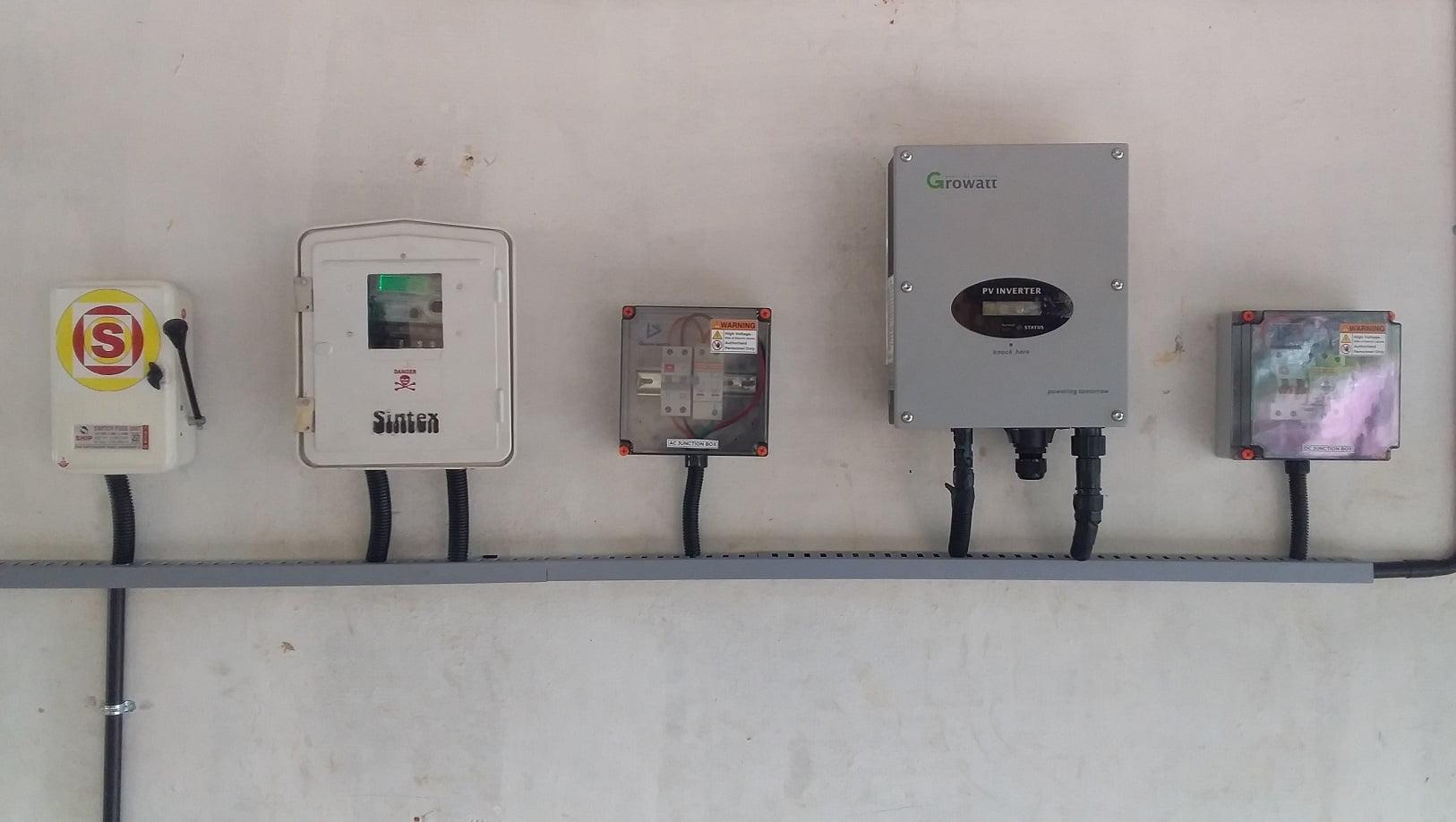 solar energy company in ernakulam keralagalion watts solar ongrid power plant