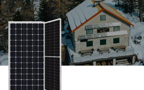 Renewsys Solar Panel- Mono 390Wp