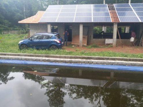 10kVA Solar Power Plant – With Powerful Offgrid Inverter at Chingavanam, Kottayam