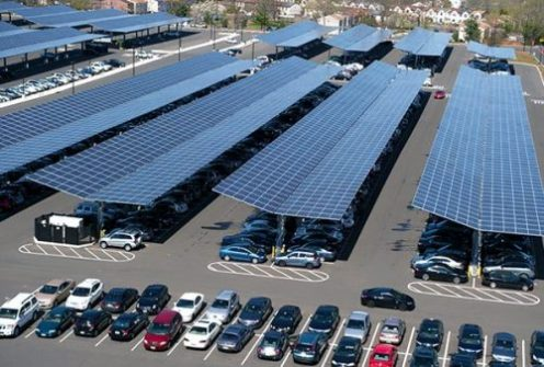 3.Solar Canopy – Best Choice for Making Parking Lots – Go Solar