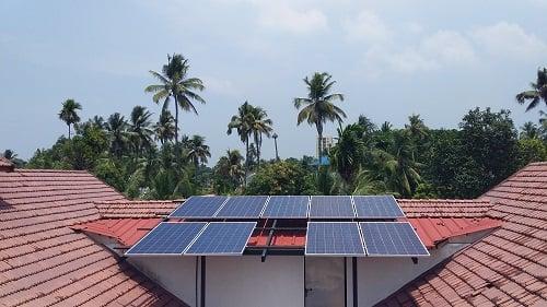 6kw solar ongrid power plant maradu ernakulam kerala india.jpg