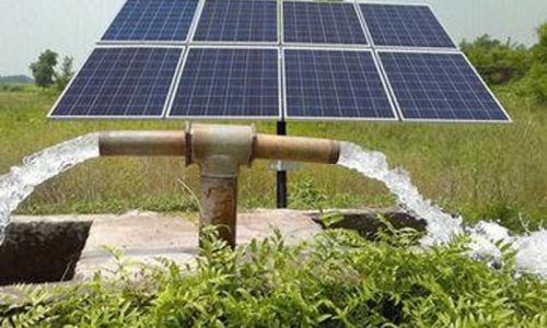 4.Solar Water Pump - Best Choice for agricultural irrigation 1