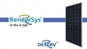 Renewsys Solar Panel