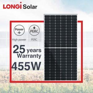 Longi Solar - Mono PERC 425~455Wp 2