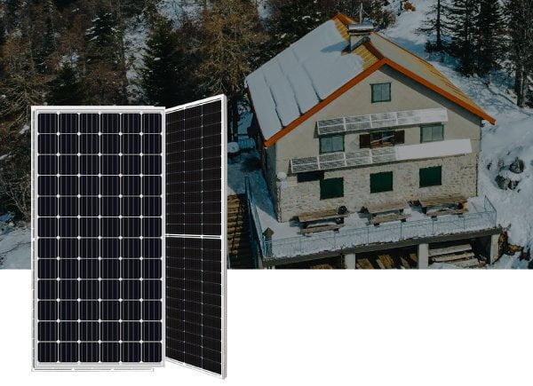 Renewsys-Mono Solar Panel 390Wp