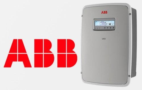 ABB- Solar-Inverters