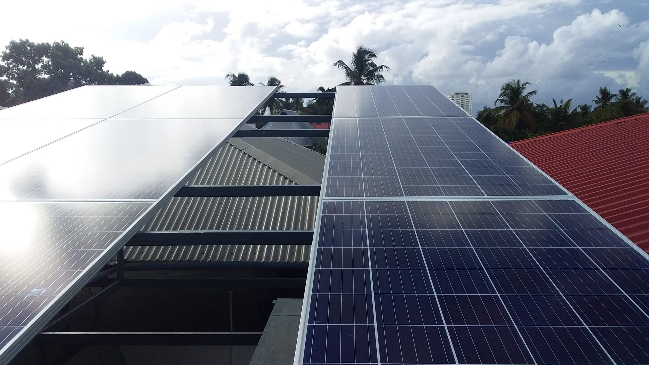 4 kw Ongrid Solar Power Plant at Venala Ernakulam