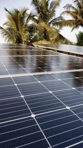 5 Kwp Solar On grid Power Plant At Chembakkulam Alappuzha
