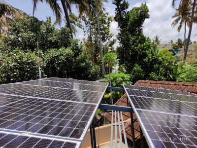5kw Solar Plant at Maradu 2