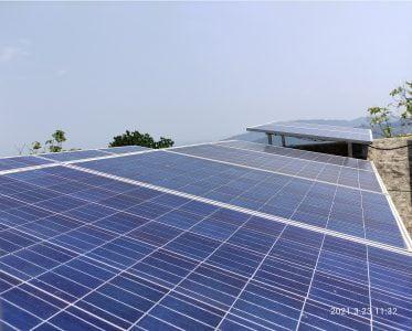 5Kw Solar Ongrid Power Plant at Thodupuzha 2