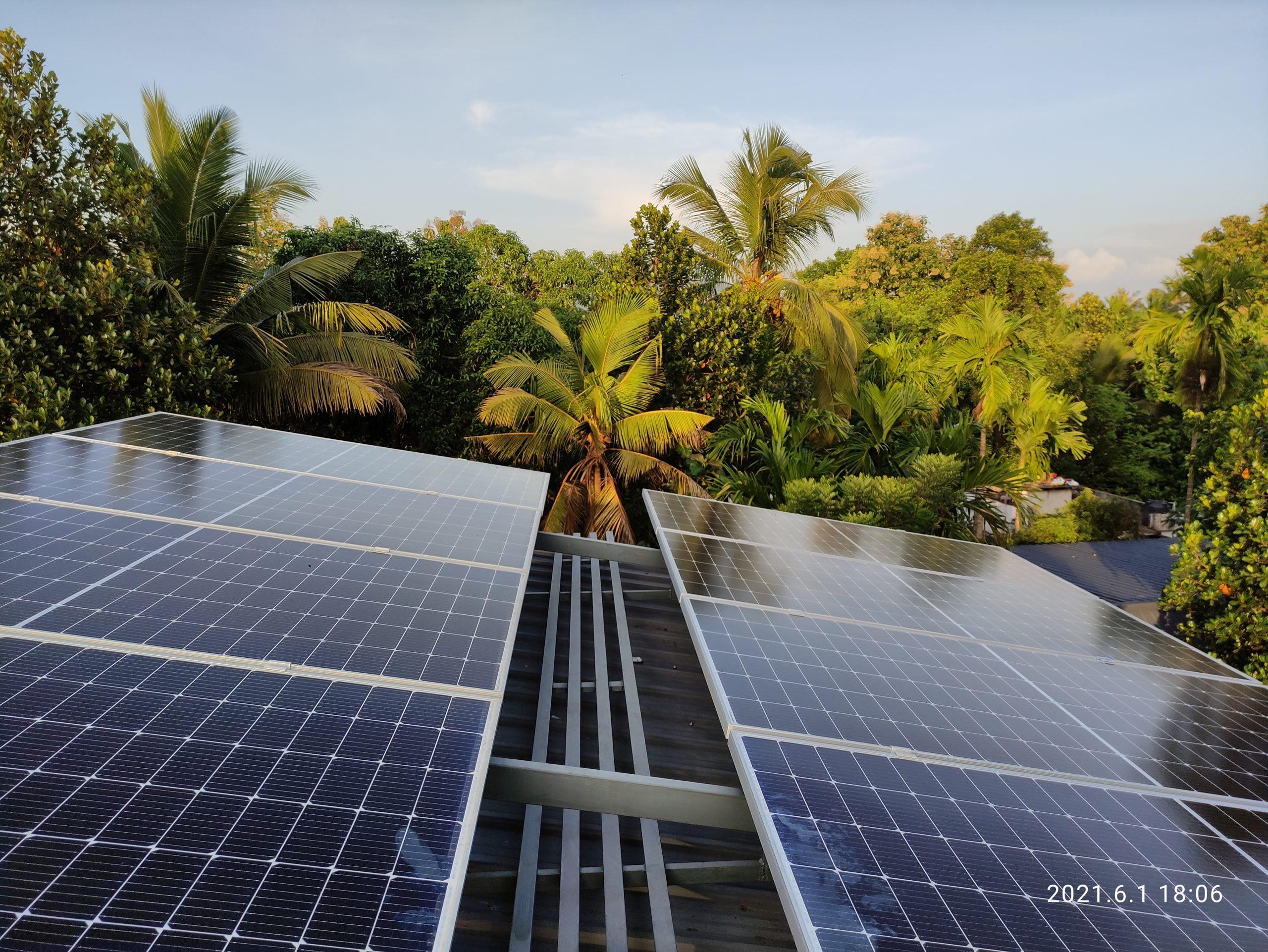 Growatt solar ongrid inverter solar energy company kodakara Trissur kerala