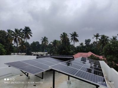 Solar companies in Kothamangalam solar ongrid power plant in thangalam