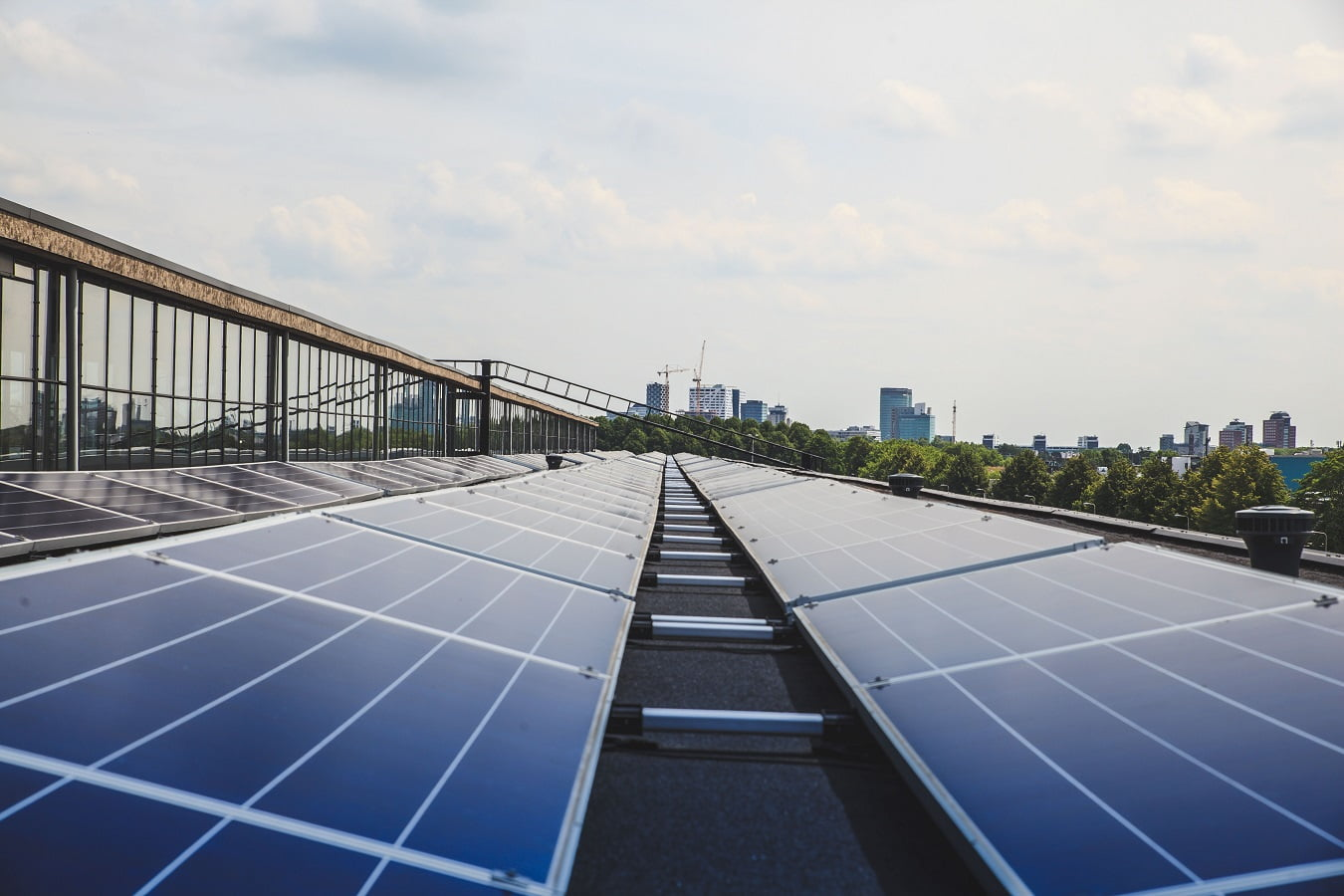 Solar Plants for Commercial Buildings 7